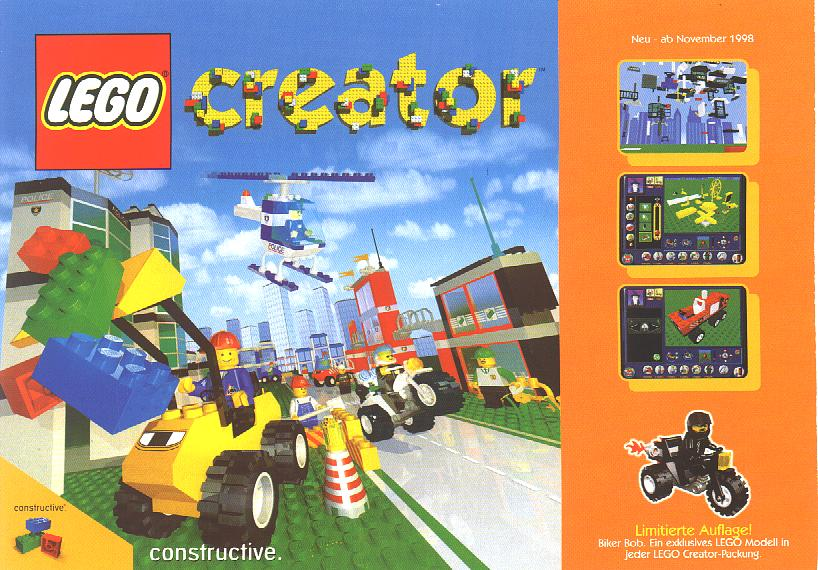 Lego Creator (Game) - Giant Bomb